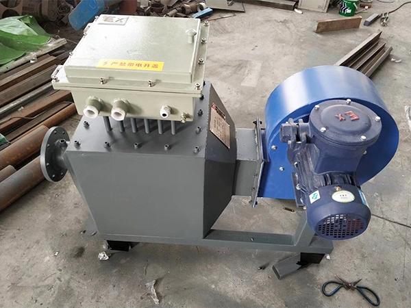 风道加热器生产现场