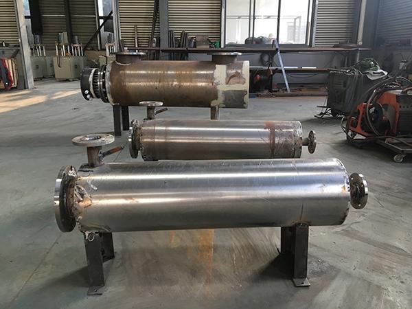 250KW 熔喷无纺布加热器